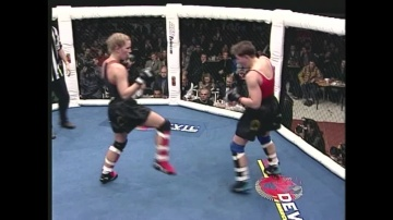 Венди Ван Марен vs Марина Николаева, M-1 MFC - World Championship 1997