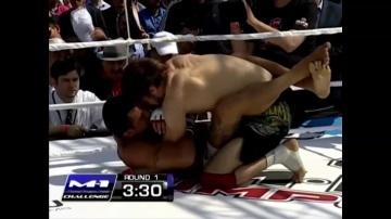 Джамбулат Курбанов vs Иван Рауль, M-1 Challenge 33