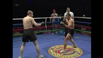 Карен Григорян vs Алексей Иванов, M-1 MFC - Russia vs. Ukraine