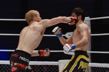 Moktar Benkaci vs Vadim Malygin on M-1 Challenge 70, fight promo