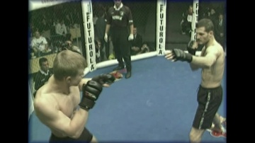 Андрей Семенов vs Алексей Веселовзоров, M-1 MFC - World Championship 2000