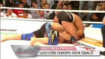 Давид Ткешелашвили vs Храчо Дарпинян, Selection 2010 Eastern Europe Round 3