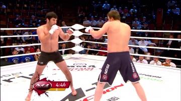 Маиндур Магомедов vs Висампаша Мирзаханов, Selection 2010 Eastern Europe Round 3