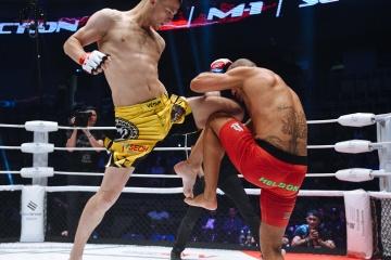 Хельсон Энрикес vs Алексей Ильенко, M-1 Challenge 92