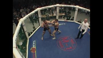 Роман Зенцов vs Рафаэль Комес, M-1 MFC - Russia vs. the World 3