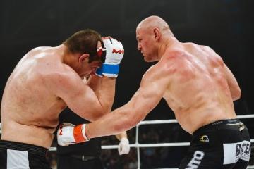 Анте Делия vs Константин Глухов, M-1 Challenge 56