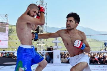 Арман Ашимов vs Гаджимурад Алиев, M-1 Challenge 81