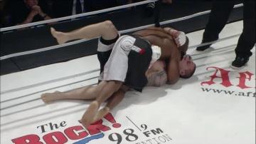 Райан Стеди vs Джон Дойл, M-1 Challenge 16