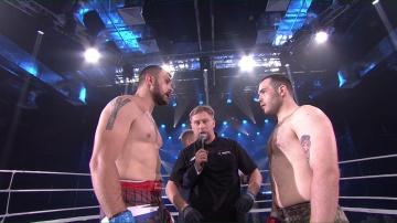 Сергей Федяинов vs Иван Кулаков, Road to M-1 - Saint Petersburg 3
