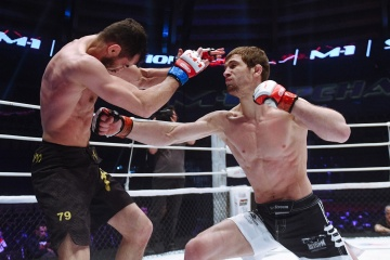 Ludwig Sholinyan vs Alexander Osetrov, M-1 Challenge 92