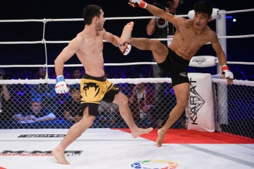 Rijirigala Amu vs Sergey Morozov, M-1 Challenge 53
