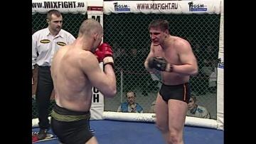 Александр Гаркушенко vs Даниэль Табера, M-1 MFC - Russia vs. the World 3