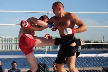 Сергей Андреев vs Александр Корнеев, M-1 Challenge 41