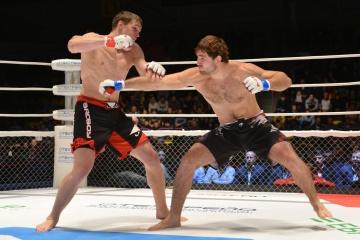 Василий Бабич vs Виктор Немков, M-1 Challenge 43