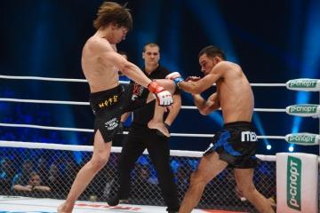 Родриго Магальяш vs Михаил Коробков, M-1 Challenge 63