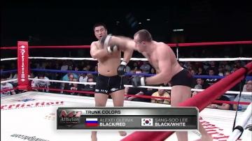 Алексей Олейник vs Санг-Су Ли, M-1 Challenge 12