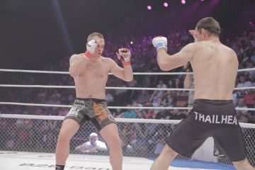 Зульфикар Усманов vs Алексей Махно, M-1 Challenge 60