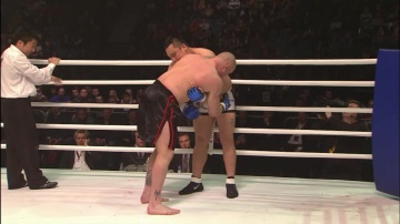 Джи Хун Ким vs Ярно Нурминен, M-1 Challenge 02