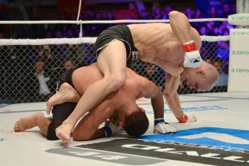 Rosen Dimitrov vs Ilya Doderkin, M-1 Challenge 44
