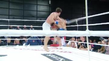 Артур Гусейнов vs Магомед Султанахмедов, M-1 Selection 2009 1