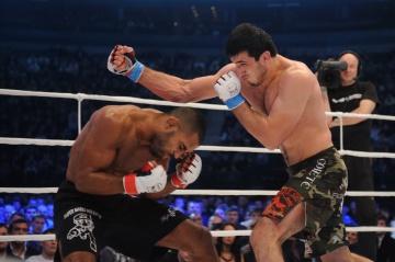 Рамазан Эмеев vs Марио Миранда, M-1 Challenge 35