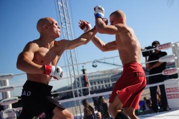 Максим Пугачев vs Алексей Аверьянов, M-1 Challenge 41