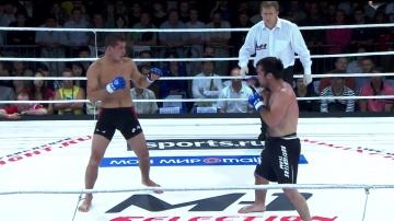 Рашид Магомедов vs Магомедрасул Хасбулаев, M-1 Selection 2009 5