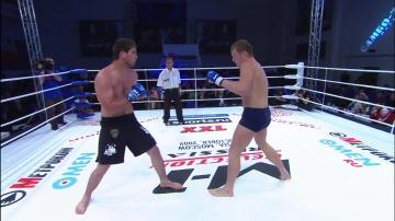 Игорь Савельев vs Сайпудин Шахидов, M-1 Selection 2009 7