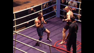 Сослан Джалилов vs Дмитрий Шувалов, M-1 MFC - Exclusive Fight Night 3
