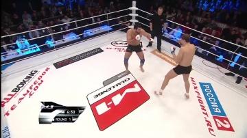 Гурам Гугенишвили vs Максим Гришин, M-1 Challenge 23