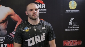 Dmitry Micutza: My fight I proved once again that he is ready again to be involved in the title race