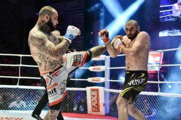 David Trallero vs Kurban Ibragimov, M-1 Challenge 57