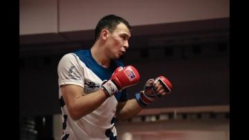Интервью Дамира Исмагулова перед дебютом в UFC