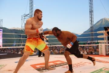 Кенни Гарнер vs Денис Смолдарев, M-1 Challenge 69
