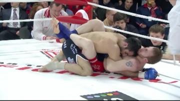 Магомед Магомедов vs Вугар Бакшиев, M-1 Selection 2009 1