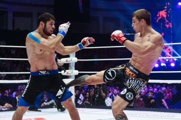 Раул Тутараули vs Владимир Канунников, M-1 Challenge 83&Tatfight 5