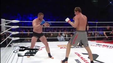 Пат Беннетт vs Александр Волков, M-1 Challenge 22