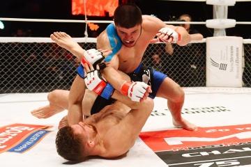 Мохамед Грабински vs Раул Тутараули, M-1 Challenge 75