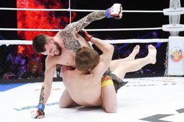 Даниэль Диаз vs Алексей Брусс, M-1 Challenge 77