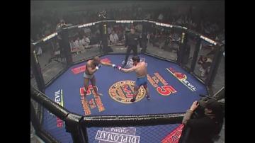 Ислам Каримов vs Фурджел Де Виндт, M-1 MFC - Russia vs. the World 5