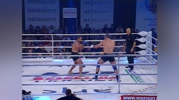 Гурам Гугенишвили vs Владимир Герасимчук, M-1 Selection Ukraine 2010 - Clash of the Titans