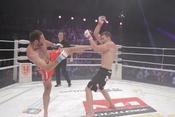 Маро Перак vs Виктор Немков, M-1 Challenge 60