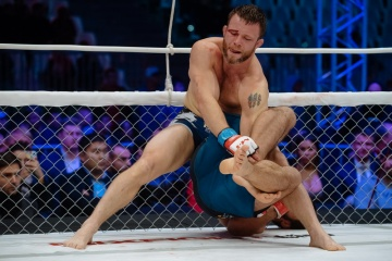 Ли Моррисон vs Курбанали Абдусаламов, M-1 Challenge 62