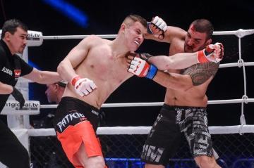 Petur Petrov vs Vadim Shabadash, M-1 Challenge 88