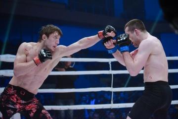 Энтони Дизи vs Абубакар Местоев, M-1 Challenge 101