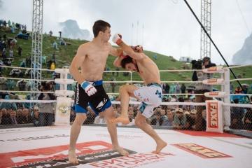 Александр Панасюк vs Джамбулат Курбанов, M-1 Challenge 58