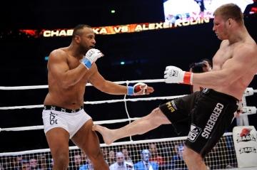 Чабан Ка vs Алексей Кудин, M-1 Challenge 38