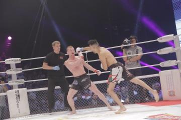 Элиас Будегсдам vs Евгений Лазуков, M-1 Challenge 60