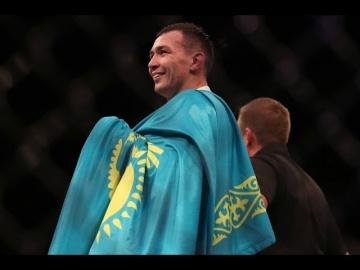 Видеоблог Дамира Исмагулова перед дебютом в UFC