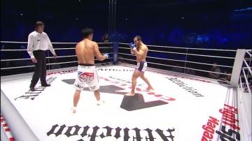 Erik Oganov vs Do Hyung Kim, M-1 Challenge 09